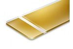 Reverse Matte Clear Smooth Gold-12x24x060
