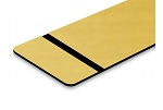 Flex-Award-Smooth Gold/Black-12x24x1/250 (BOX OF 10)