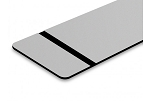 Flex-Award-Smooth Silver/Black-12x24x1/250 (BOX OF 10)