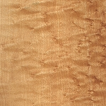 Birdseye Maple Flex Veneer-12x24x030